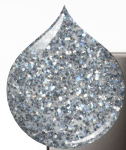 Heavy Glitter Silver